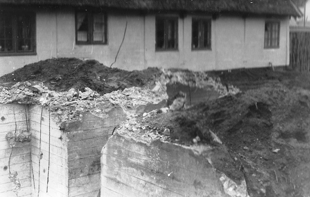 Strandstræde 33. 1658 - 1944 - 1962