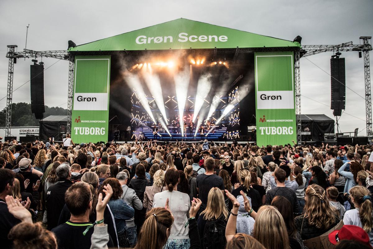 Torsdags Tip Grøn Koncert På Tiøren Dragørnyheder